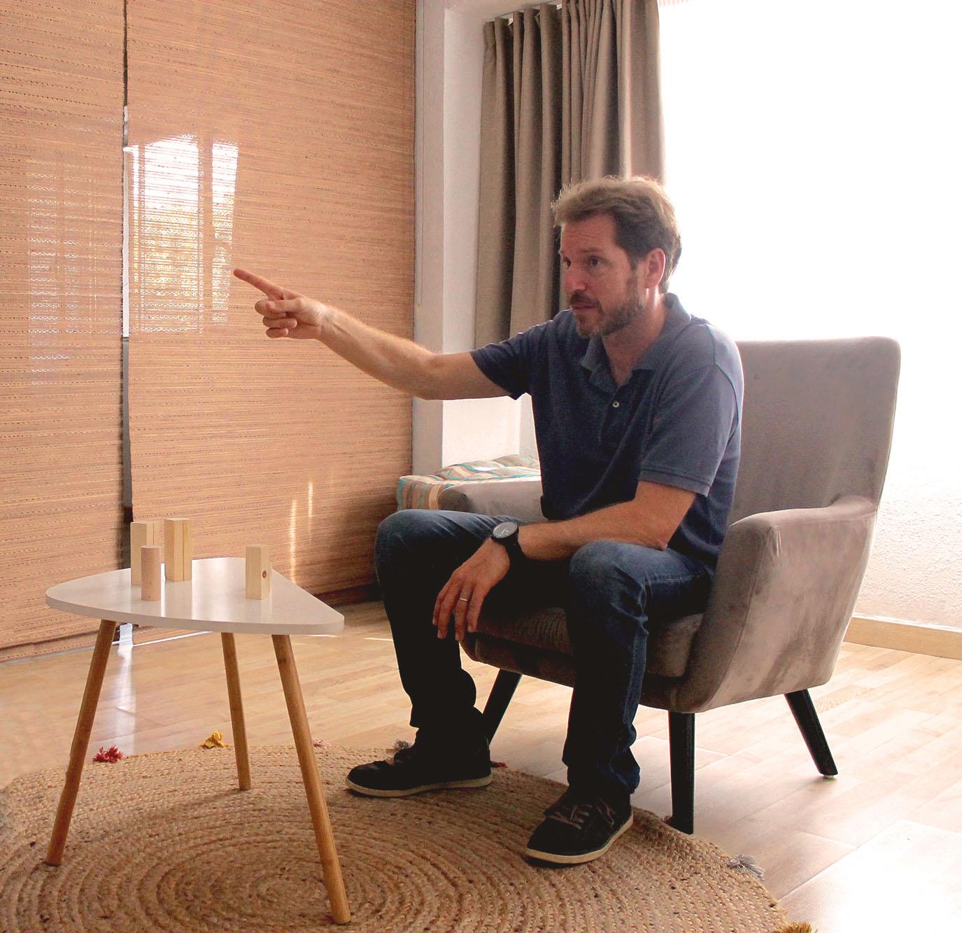 Carles Roger - Coach Sistémico individual